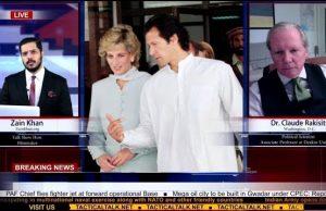 Zain Khan & Dr Claude Rakisits