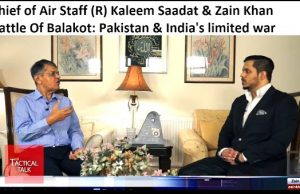 Chief of Air Staff (R) Kaleem Saadat & Zain Khan