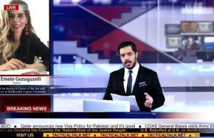 Zain Khan & Dr. Emete Gözügüzelli